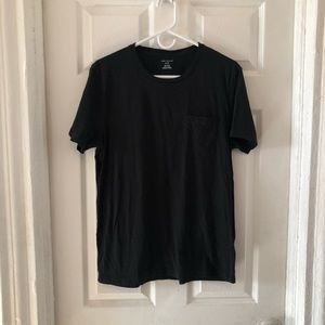 Club Monaco Black T-shirt